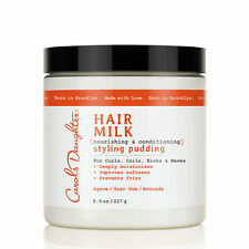 Carol's Daughter Hair Milk Nourishing and Conditioning Styling Pudding 8 oz
