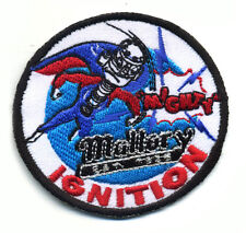 Hot Rod Patch Mallory Ignition Badge Mighty Drag race Speed Shop Muscle Car