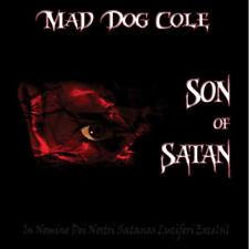 Mad Dog Cole : Son of Satan CD (2017) ***NEW***