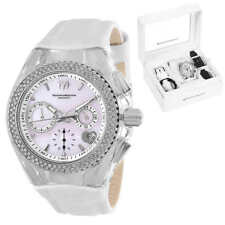 Technomarine TM-117044 Women's Cruise 40mm Chronograph Crystal Set Watch