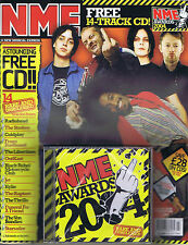 RADIOHEAD / STROKES / COLDPLAY / OUTKAST	NME + CD	14	Feb	2004