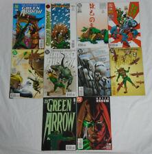 GREEN ARROW #113-119 122 124 127 * DC Comic Lot * 10 comics 114 115 116 117 118