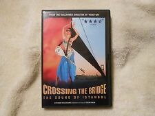 Crossing The Bridge: The Sound Of Istanbul (DVD, 2006)**LIKE NEW** **GENUINE**