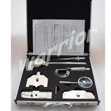 Welding Gauge Tool Kit Gatge Case Inspection Ruler Box In INCH