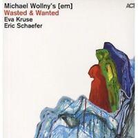 "WOLLNY/KRUSE/SCHAEFER ""WASTED & WANTED"" 2 CD NEU"