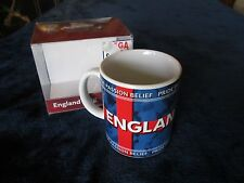England Football Mug Fa Official Licensed Product in Box