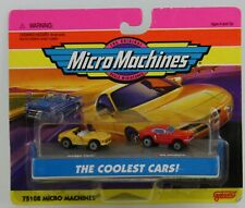 MicroMachines The coolest Cars dodge viper and 64 mustang