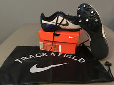 NIB Mens Nike ZOOM Rival S 5 Track & Field Track Spikes (383822) SIZE 10.5