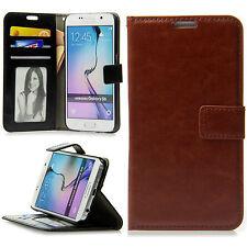 Flip Handy Schutz Hülle Apple LG Samsung Sony Cover Kartenfach Case Klapp Etui