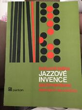 Jazz Accordion Music Sheet Book 19 Pages