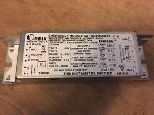 Orbik Emergency Module CAT No. PH4005P3