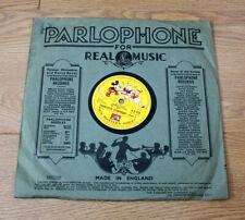 "Walt Disney's Silly Symphony Vintage Farmyard Symphony 10"" 78 RPM 1938"