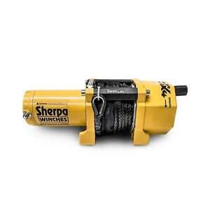 Sherpa ATV Winch 4500Lb 3879795916911