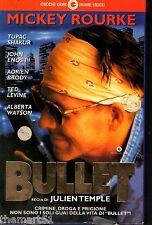 Bullet (1996) VHS  CGG - Mickey Rourke