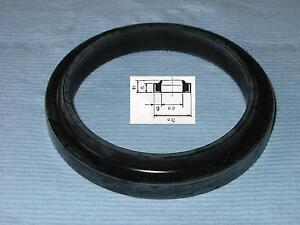 Wiper Shaft Oil Ram Cylinder Seal 40x50x5/8 P7-40 Pk2