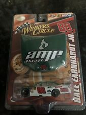Winners Circle Dale Earnhardt Jr #88 AMP ENERGY Car With Magnetic Hood