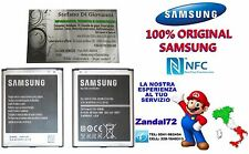 BATTERIA ORIGINALE SAMSUNG GALAXY S4 NFC GT i9500 i9505 i9502 B600BE B600 B600BC