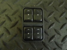 2002 VAUXHALL ASTRA 1.8 16V 2DR PETROL CONVERTIBLE DRIVER 4 WAY WINDOW SWITCH