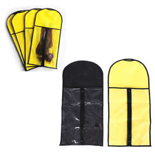 Hair Extensions Wigs Storage Bag Holder Case Dustproof Protector Pouch M&DS