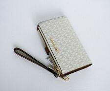 Michael Kors Sofia EW Leather Satchel Handbag, Large  - Black