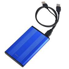 "Insten USB 2.0 SATA 2.5"" HDD Hard Disk Drive Aluminum Enclosure External HD Case"