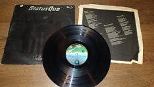 STATUS QUO - Hello! - 1973 UK Vertigo 'spaceship' label 8-track LP