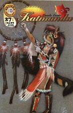 Katmandu #27 Anthropomorphic Furry VF 8.0 Shanda Fantasy 2002 See My Store
