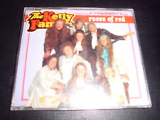 THE KELLY FAMILY Roses Of Red + The Wolf Pop Maxi CD 3 Tracks GUT!!!