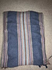 Laura Ashley Vintage striped blanket Cotton And Viscose