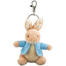 GUND 6053549 Beatrix Potter Peter Rabbit Key Ring Soft Toy Plush