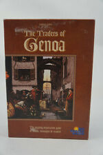 Rio Grande Boardgame Traders of Genoa COMPLETE