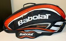 Babolat Team Tennis Racket Gear Shoulder Bag Red/Black