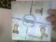CD deux titres des Fugees- refugee capm - Fu-gee-la