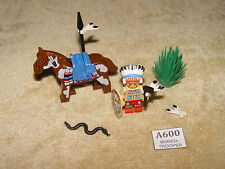 LEGO Sets: Western: Indians: 6709-1 Tribal Chief (1997) 100% VINTAGE Wild West