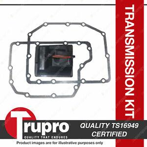 Trupro Transmission Filter Service Kit for Alfa Romeo 159 Brera Spider