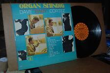 DAVE BABY CORTEZ: ORGAN SHINDIG; 1965 ROULETTE 25298 MINT- LP