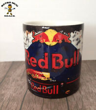 Retro Formula 1 Red Bull Team Oil Can Mug Car Mechanic Tea Coffee Mug