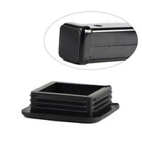 1pc Universal Class III IV 2'' Black Hitch Receiver Cover Cap Dust Protecter