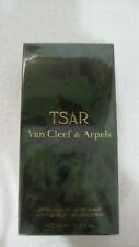 Tsar Van Cleef & Arpels after shave 100ml Spray Pour Homme for Men  Sealed Box