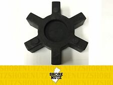 New Lovejoy Martin Type L099 / L100 Rubber Coupling Spider Insert Buna N