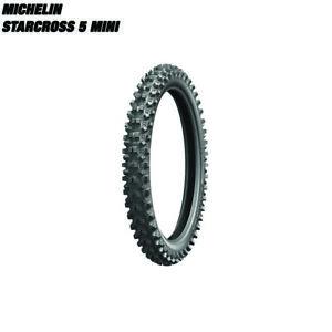 Michelin Offroad Front Tyre Starcross 5 (Mini) Size 60/100-14