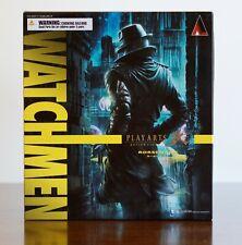 Watchmen - Rorschach Action Figure by Play Arts KAI - a Square Enix Collectible