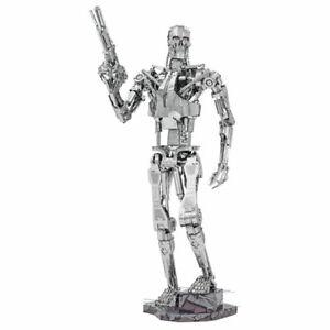 Metal Earth: Iconx Terminator - T-800 Endoskeleton