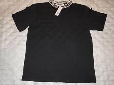 7ce134d40c5e Palace Logo Neck T-shirt Black Short Sleeve XL