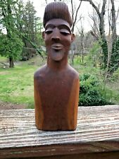 Hand Made Carved Solid Block Wood African Folk Art - *Several Issues*