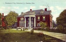 CHAS. DIEFENBACH, JR RESIDENCE HAMILTON, OH 1909