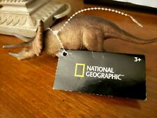 National Geographic Triceratops Dinosaur New with tags