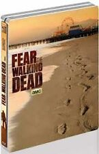 FEAR THE WALKING DEAD ( UNCUT ) Season 1 blu ray Steelbook - 2 Disc set  ( NEW )
