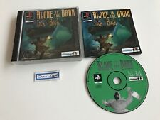 Alone In The Dark Jack Is Back - Sony PlayStation PS1 - PAL EUR - Avec Notice