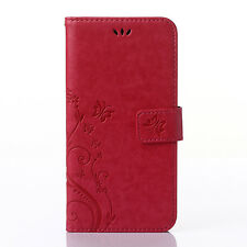 Luxury PU Leather Wallet Card Kickstand Case Cover For Microsoft Nokia Lumia